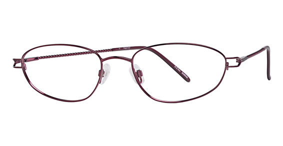 Magic Clip  M 282 w/Magnetic Clip-on Eyeglasses