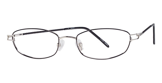 Magic Clip  M 284 w/Magnetic Clip-on Eyeglasses