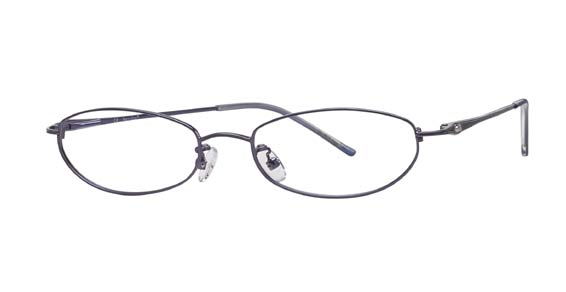 Magic Clip  M 317 w/ Magnetic Clip-On Eyeglasses