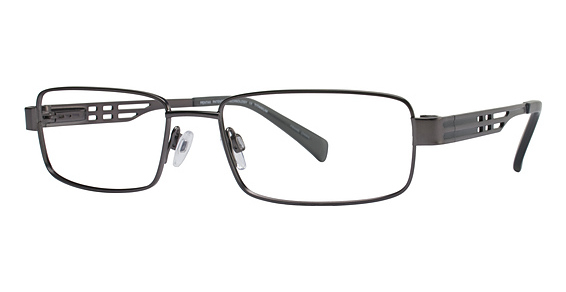MDX - Manhattan Design Studio  P9991 w/Magnetic Clip-ons Eyeglasses