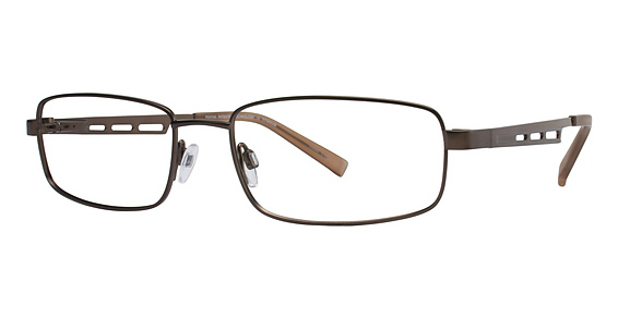MDX - Manhattan Design Studio  P9989 w/Magnetic Clip-ons Eyeglasses