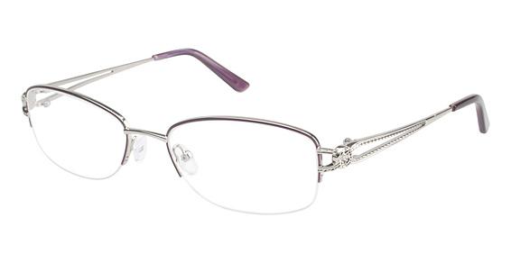 New Womens Semi-Cat-Eye Eyeglasses - Eyesize: 53 - Bridge ...