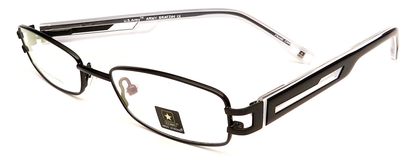 US Army  Bratz 4 Eyeglasses