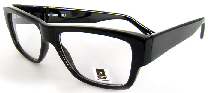 US Army  Captain Eyeglasses