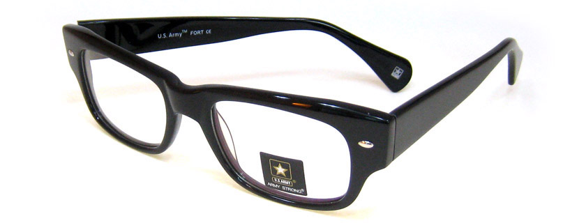 US Army  Fort Eyeglasses