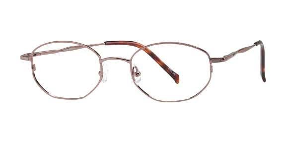 MDX - Manhattan Design Studio  S3006 w/Magnetic Clip-on's Eyeglasses
