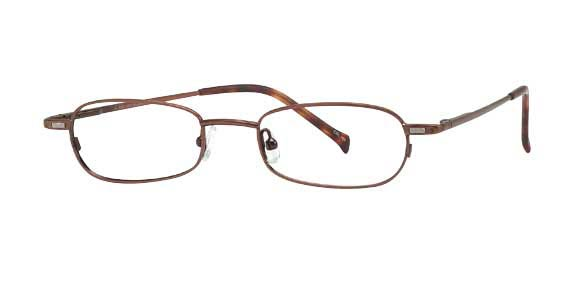 MDX - Manhattan Design Studio  S3003 w/Magnetic Clip-ons Eyeglasses