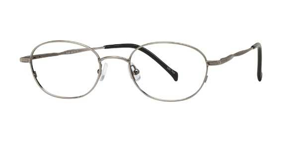 MDX - Manhattan Design Studio  S3005 w/Magnetic Clip-on's Eyeglasses