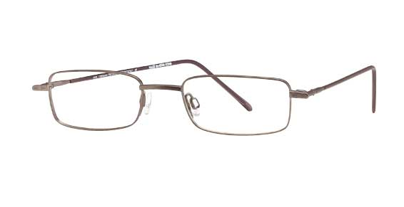 MDX - Manhattan Design Studio  S3021 w/Magnetic Clip-on's Eyeglasses