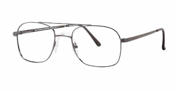 MDX - Manhattan Design Studio  S3022 w/Magnetic Clip-on's Eyeglasses
