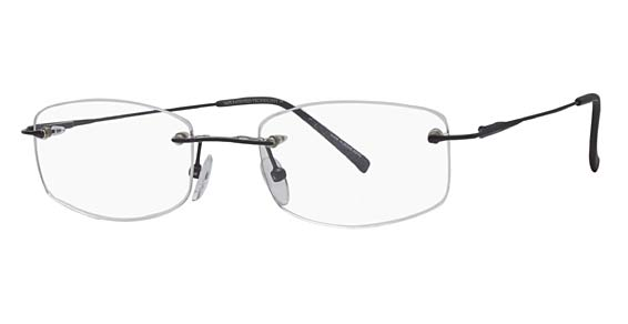 MDX - Manhattan Design Studio  S3045 w/Magnetic Clip-ons Eyeglasses