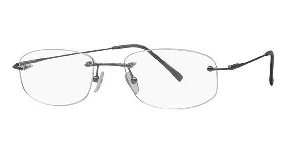 MDX - Manhattan Design Studio  S3046 w/Magnetic Clip-on's Eyeglasses