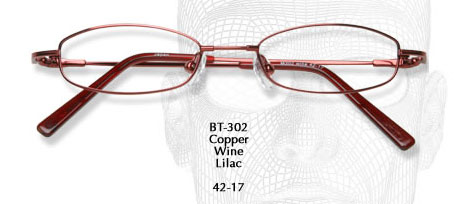 Bendatwist  BT 302 Eyeglasses