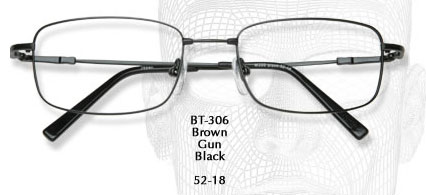 Bendatwist  BT 306 Eyeglasses