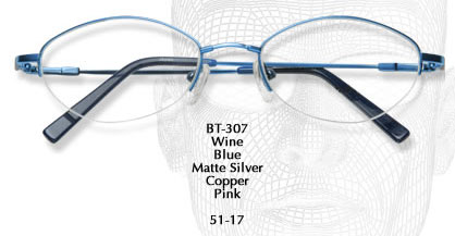 Bendatwist  BT 307 Eyeglasses