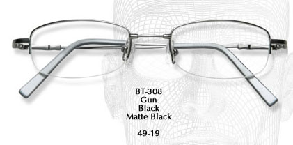 Bendatwist  BT 308 Eyeglasses