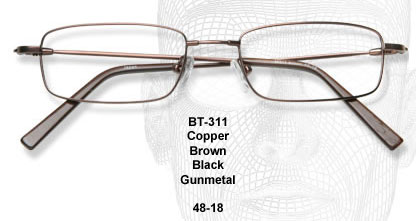 Bendatwist  BT 311 Eyeglasses