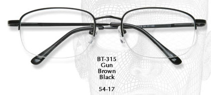 Bendatwist  BT 315 Eyeglasses