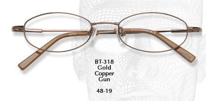 Bendatwist  BT 318 Eyeglasses