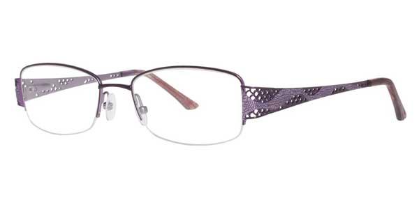 Dana Buchman Rimless Eyeglasses - Raleigh, Reva, Salome ...
