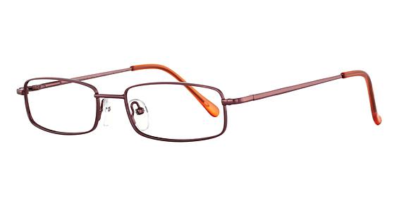 Womens Rectangle Eyeglasses