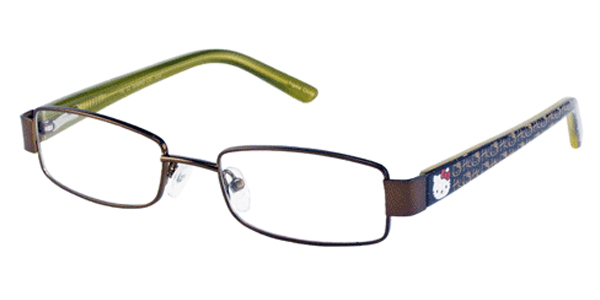 Hello Kitty  HK 212 Eyeglasses