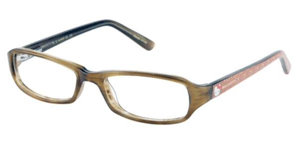Hello Kitty  HK 215 Eyeglasses
