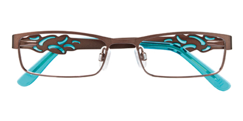 Glasses Frames Las Vegas : Junction City Womens Metal Eyeglasses - Boulder ...