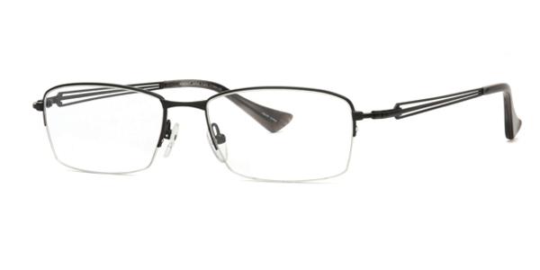 3eb995709bc Konishi Flex Titanium UNISEX Rimless Eyeglasses - Eyesize  54 - KF8334