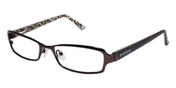Bebe Womens Eyeglasses - Attitude, BB5000 A La Mode ...