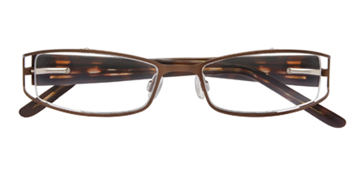 Junction City Mens Rimless Eyeglasses - Buffalo, Clayton ...