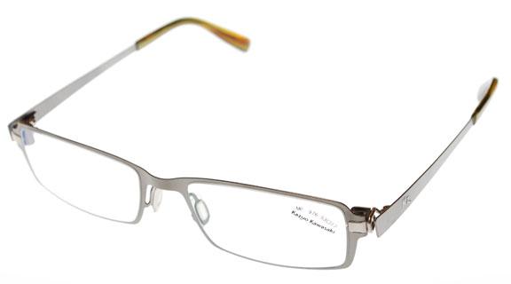 Kazuo Kawasaki Eyeglasses - MP 100 Titanium, MP 101 ...