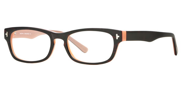 Rough Justice  Burlesque Eyeglasses