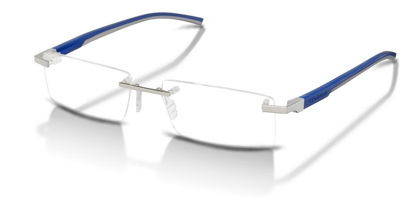 Rimless Glasses Tag Heuer : Tag Heuer Automatic Rimless Eyeglasses - 0841, 0842, 0843 ...