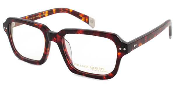 William Morris Black Label  007 Eyeglasses