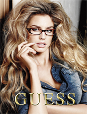 New Guess Eyeglasses