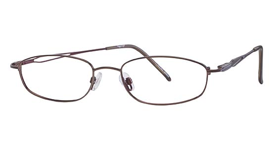 Magic Clip  M 291 W/Magnetic Clip Eyeglasses
