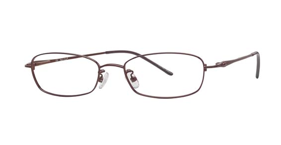 Magic Clip  M 318 w/Magnetic Clip-on Eyeglasses
