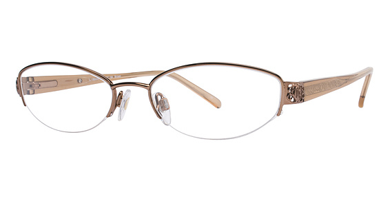 Jessica Mcclintock Eyeglass Frames 049 : Jessica McClintock Womens Rimless Eyeglasses - JMC 022 ...