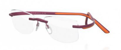 Silhouette  1566 (1569 Chassis) Eyeglasses