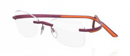 Silhouette  1567 (1569 Chassis) Eyeglasses