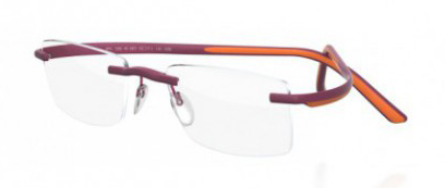 Silhouette  1568 (1569 Chassis) Eyeglasses