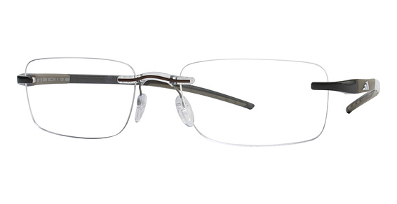 Adidas  a891 Demo Eyeglasses