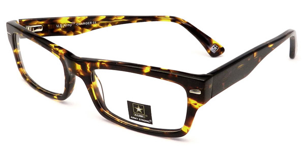 US Army  Charger Eyeglasses