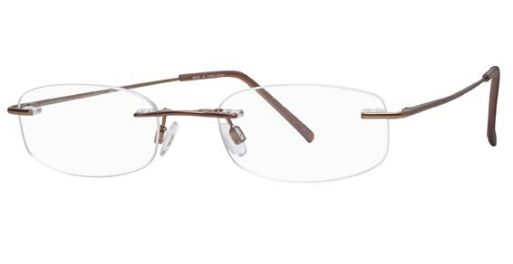 MDX - Manhattan Design Studio  S3066 w/Magnetic Clip-ons Eyeglasses