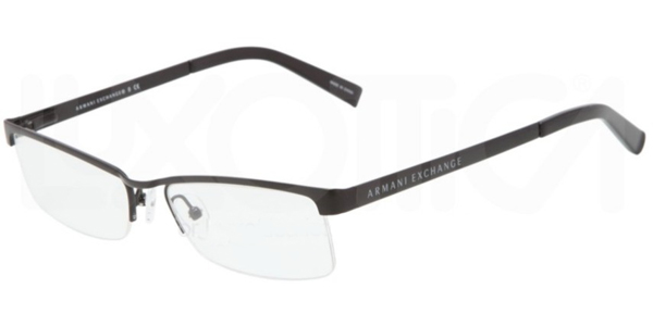 Armani Exchange Rimless Eyeglasses - AX1004, AX1005 ...