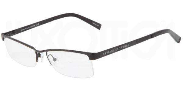 Armani Rimless Glasses Frames : Armani Exchange Rimless Eyeglasses - AX1004, AX1005 ...