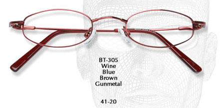Bendatwist  BT 305 Eyeglasses