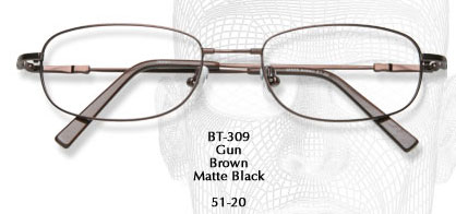 Bendatwist  BT 309 Eyeglasses