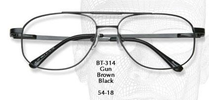 Bendatwist  BT 314 Eyeglasses